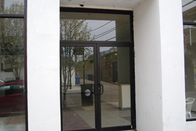 Front door of Steep Theatre\'s new location set for opening this Fall 2008