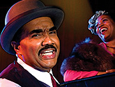 Chicago's Goodman Theatre presents 'Ain't Misbehavin' in their main theatre during the month of July 2008.