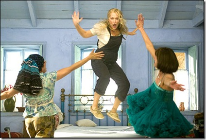 """Mamma Mia"" - the movie!!"