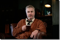 "William Peterson plays John in Conor McPherson's ""Dublin Carol"""