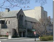 NU - Cahn Auditorium