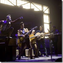 """Million Dollar Quartet"" at the Apollo Theater"