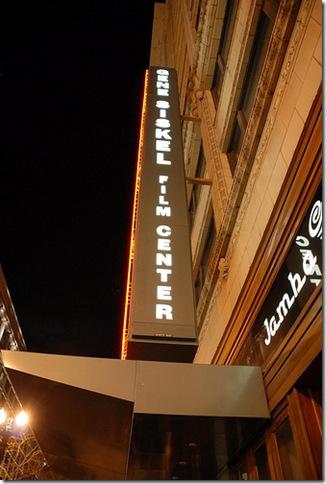 Gene Siskel Film Center, located on State Street in Chicago's Loop.