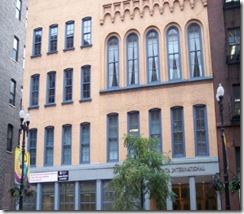 New location for Acor's Equity Association - 557 W. Randolph