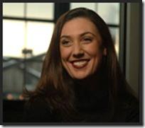 Allison Cain, new managing director at Lifeline Theatre
