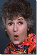 "Bea Arthur as ""Maude"""