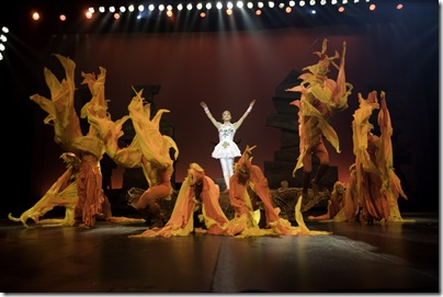 Cirque Shanghai - Bright Spirit, now playing at Navy Pier through September 7th.