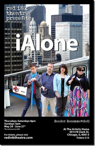 iAlone Poster