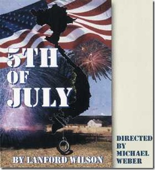 5th of July - poster