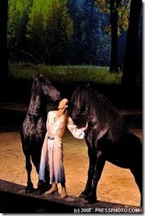 Cavalia-2horses