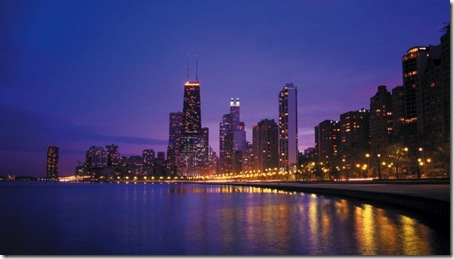 chicagoskyline-atnight2