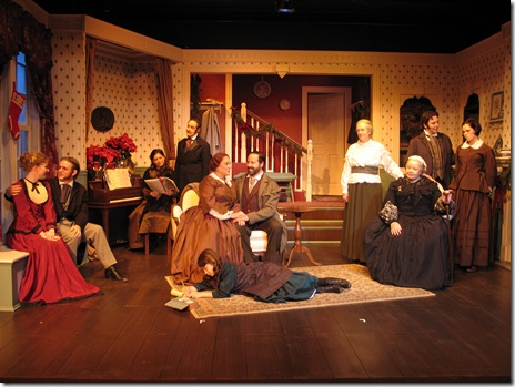 The company of Little Women_1