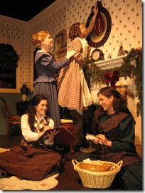 The women of Little Women_1