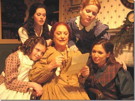 The women of Little Women_11