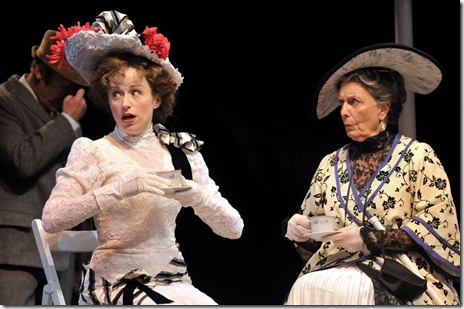 MY FAIR LADY--Heidi Kettenring and Ann Whitney