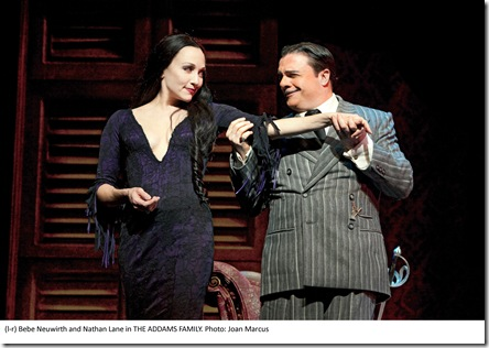 Bebe Neuwirth and Nathan Lane 1