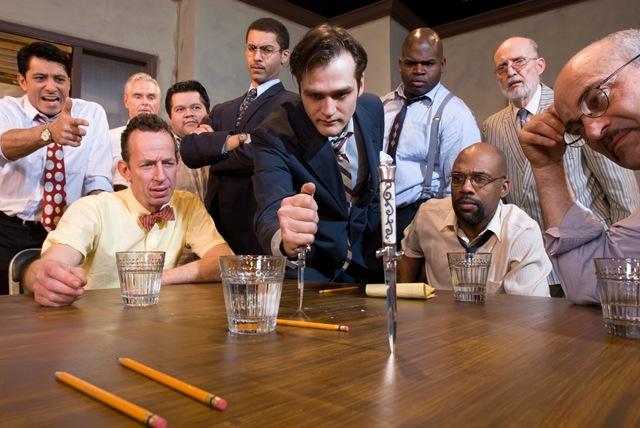 12 angry men prejudice essay