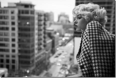 Audra Yokley as Marilyn Monroe