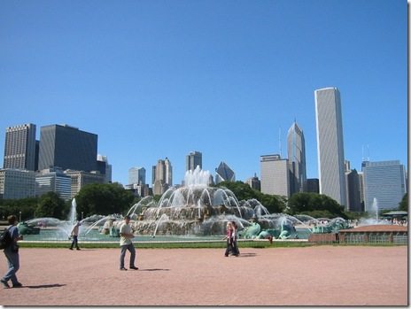 chicago-fountain-skyline