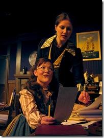 Patricia Austin and Denita Linnertz