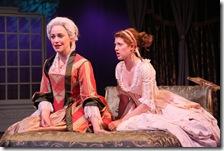 horiz Mme Merteuil (Rebecca Spence)_Cecile (Margaret Katch)