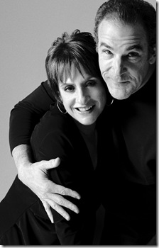"Patti LuPone and Mandy Patinkin in ""An Evening with Patti LuPone and Mandy Patinkin."" This one-week-only engagement with two of the most acclaimed performers of our time opens at the Center Theatre Group/Ahmanson Theatre on June 23, 2009, and will continue through June 29. For tickets and information, call (213) 628-2772 or go to www.CenterTheatreGroup.org.           