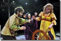 SLEEPING BEAUTY--Andrew Keltz, Susan Moniz, Jessie Mueller
