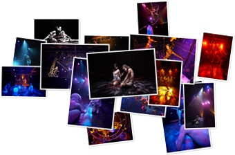 View (2010-04) Hephaestus, a Greek Circus Tale - Lookingglass