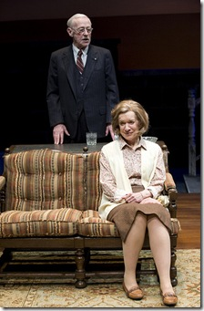 John Mahoney (Drumm) and Linda Kimbrough (Mary)