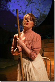 Rachel Quinn as Cinderella