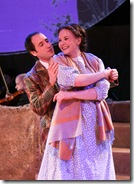Steve Best as The Baker and Brianna Borger as The Baker's Wife