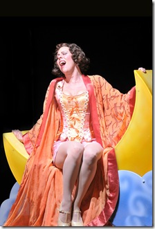 DROWSY CHAPERONE--Tari Kelly as Janet (moon)