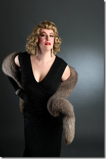Lady X Publicity Photo #1 by David as Joan