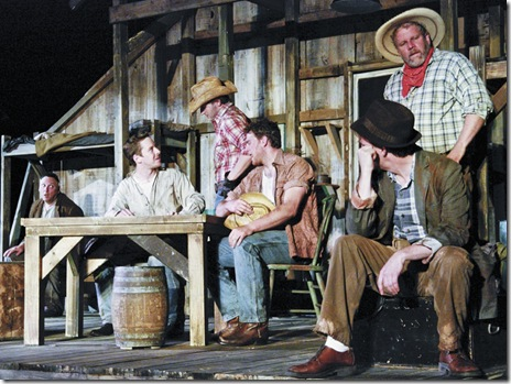 "Oak Pak Festival Theatre's ""Of Mice and Men"""