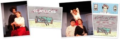 View (2010-06) 40 Whacks - Annoyance Theatre