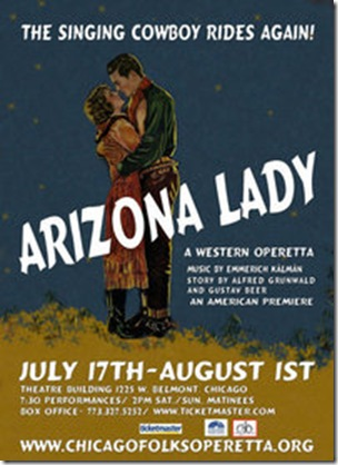 Arizona Lady poster