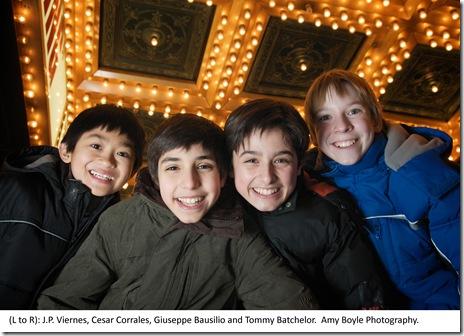 Billy's Under Theatre Lights