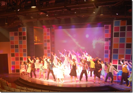 Cast of Hairspray - Finale