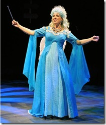Cory Goodrich as Blue Fairy