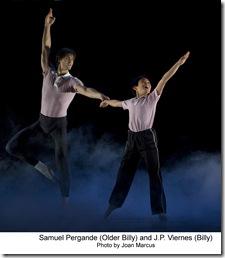 Samuel Pergande and J.P. Viernes