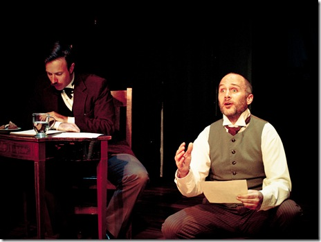 A Civil War era America gets amusingly preserved in 'Shoot Faster, Dear Brother, I'm Dying!'
