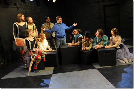 Strawdog Theatre Red Noses Remount 3