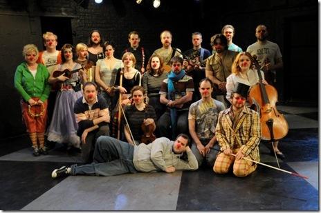 Strawdog Theatre Red Noses Remount 4