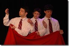 Adam Kander, Chris Necker & Brenton Abens