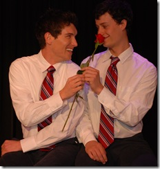 Luke Daigle and Brenton Abens
