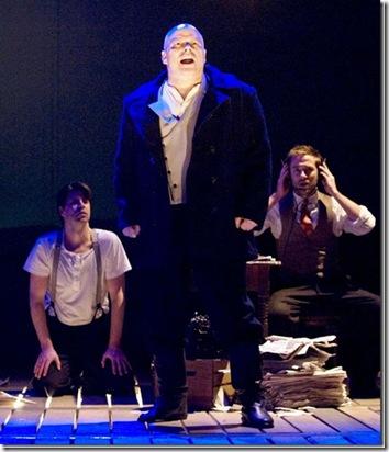 Next Theatre - War With Newts
