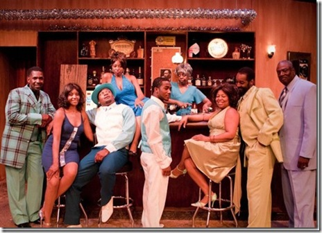 """Cast of """"Nothing But The Blues"""""""