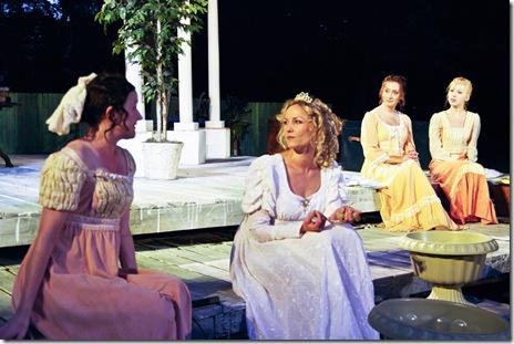 Oak Park Festival - Shakespeare's Love's Labour's Lost