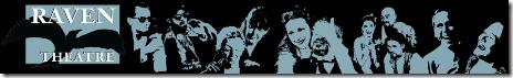 raven theatre logo