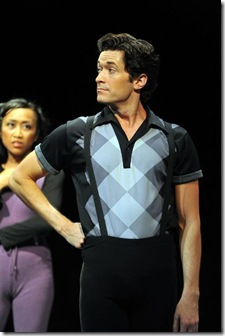 Adam Estes as Gregory - Chorus Line Marriott